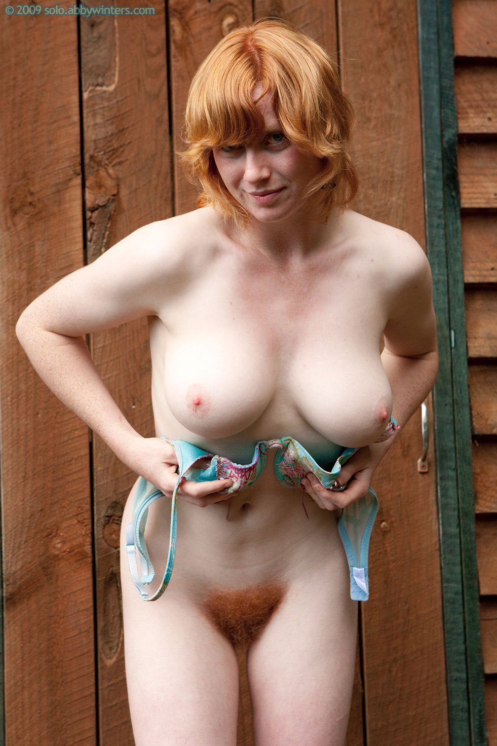 Think, Redhead busty mature naked have thought