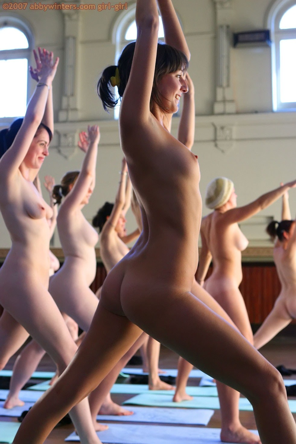 Try reasonable. sexy naked girls doing yoga