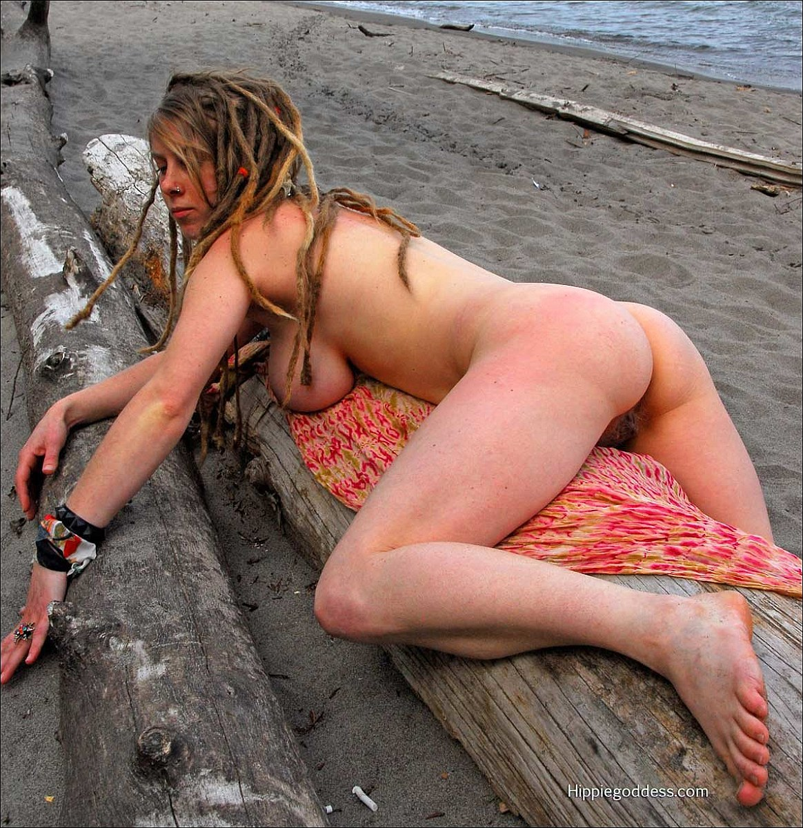 Naked hippy nude hippie